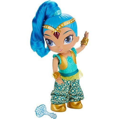 Fisher-Price Nickelodeon Shimmer & Shine, Genie Dance Shine