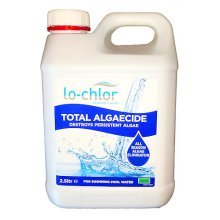 Lo-Chlor Total Algaecide 2.5ltr For Swimming Pools and Hot Tubs