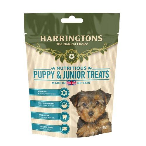 Harrington's Puppy Treats, 100 g, Pack of 9