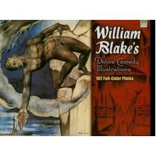 William Blake's Divine Comedy Illustrations (Dover Fine Art, History of Art)