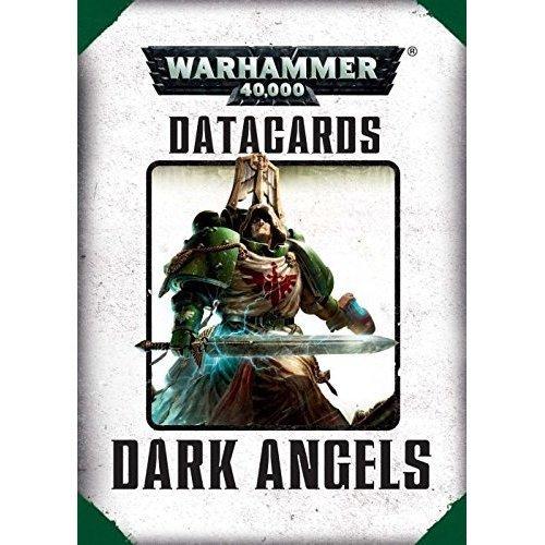 Games Workshop - Warhammer 40,000 - Datacards: Dark Angels