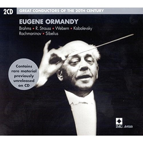 Great Conductors of the 20th Century - Eugene Ormandy