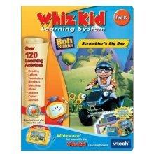 VTech - Whiz Kid CD - Bob the Builder