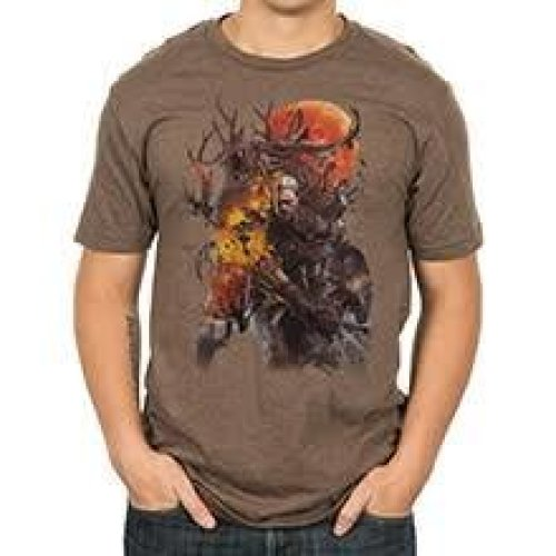 JINX | The Witcher 3 Monster Slayer Premium Tee SMALL adult