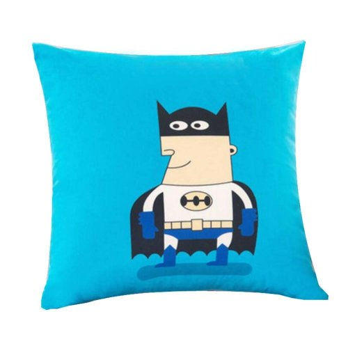 """Lovely Cartoon Style Hold Pillow Childrens Adults Throw Pillow, Square 15 X 15"""""""