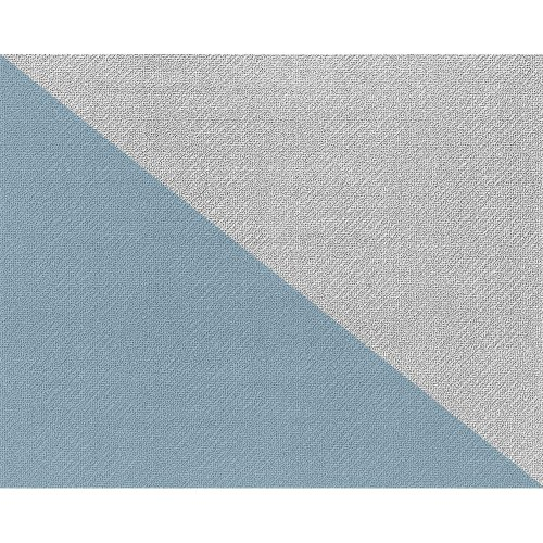EDEM 354-60 non-woven wallpaper textured ceiling wall paintable white 26.50 sqm