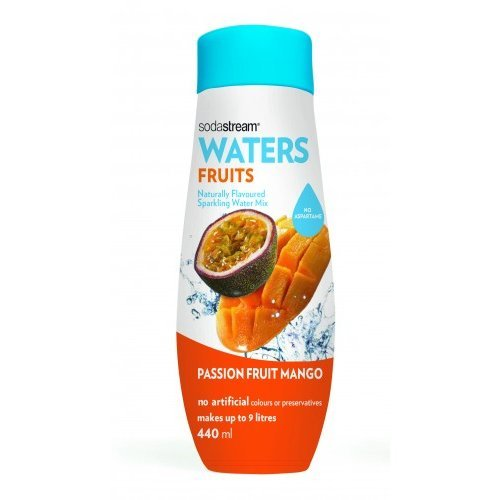 Sodastream Concentrate Syrup 440ml. Passion Fruit Mango