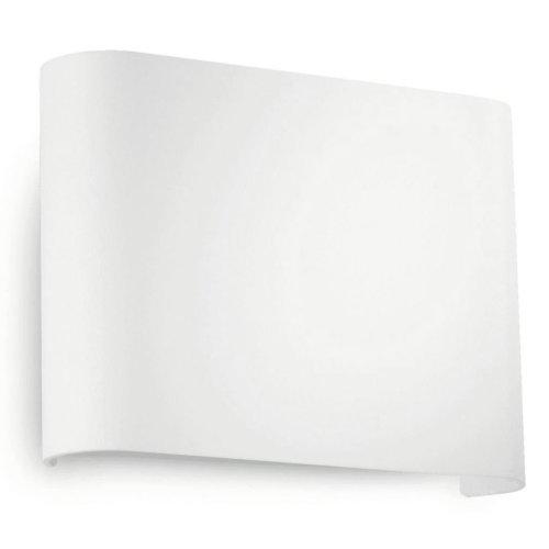Philips LED Wall Light Galax White 2x2.5 W 455903116