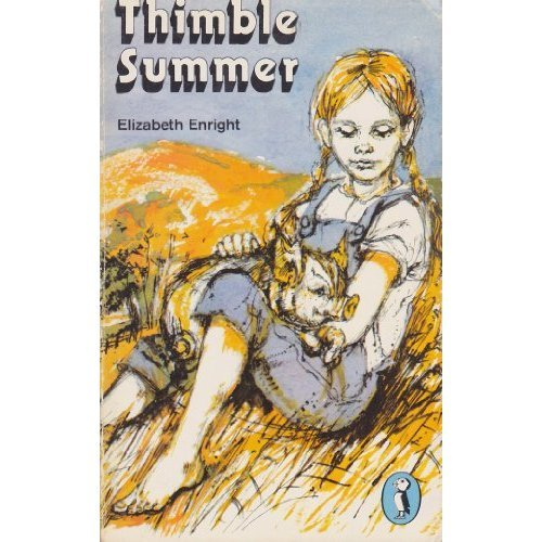 Thimble Summer (Puffin Story Books)
