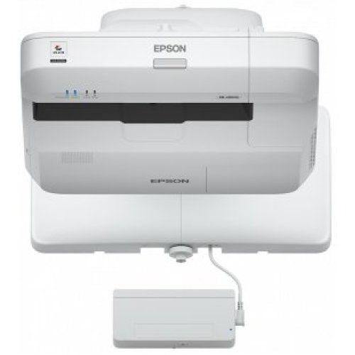Epson EB-1460Ui Wall-mounted projector 4400ANSI lumens 3LCD WUXGA (1920x1200) White data projector