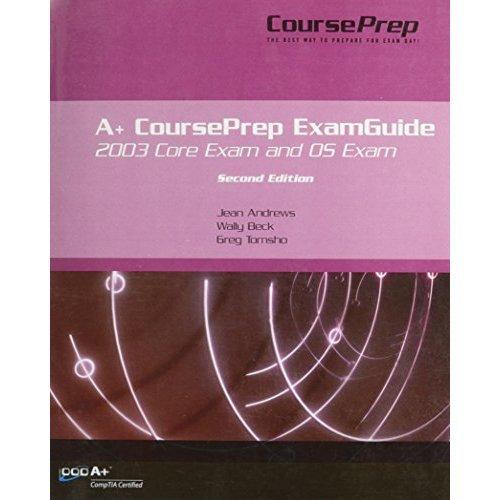 A Courseprep Examguide