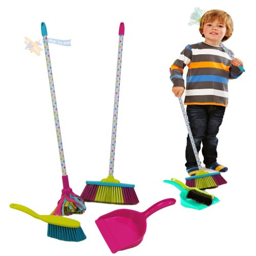 Children's 4 Piece Cleaning Set