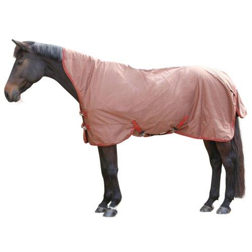 Kerbl Horse Rug RugBe SuperHighNeck Brown 135 cm 328669