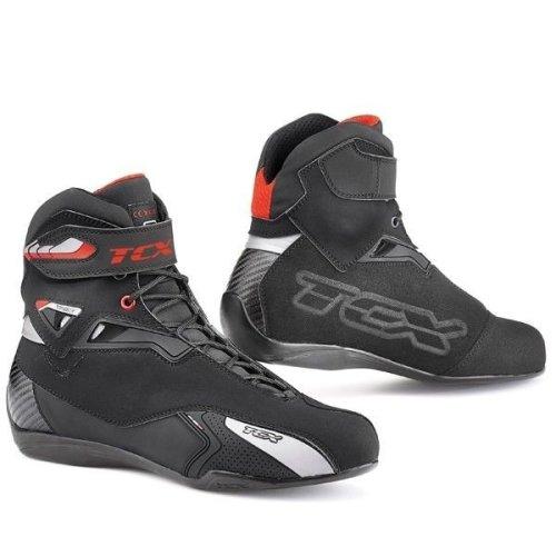 TCX Rush Black Mens Waterproof Paddock Boots