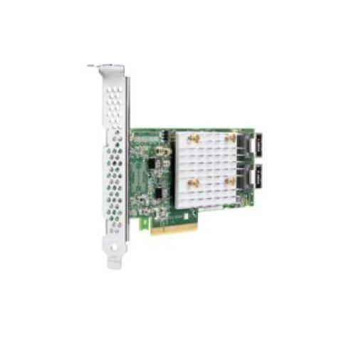 Hewlett Packard Enterprise SmartArray E208i-p SR Gen10 PCI Express 3.0 12Gbit/s RAID controller