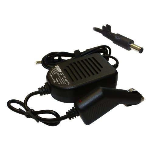 Samsung NP-R519-FA04DE Compatible Laptop Power DC Adapter Car Charger