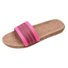 Ladies House Slippers Casual Slipper Indoor & outdoor Anti-Slip Shoes NO.29