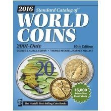 Standard Catalog of World Coins 2001-date 2016
