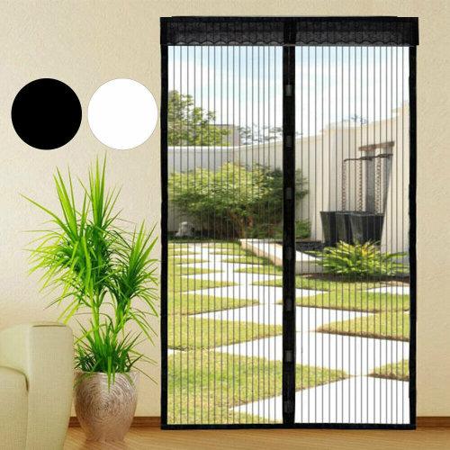 Mesh Magnetic Insect Door Screen