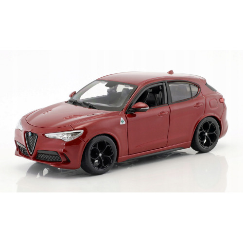 1:24 Alfa Romeo Stelvio Diecast Car
