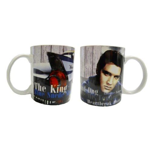 Elvis Presley Images Mug