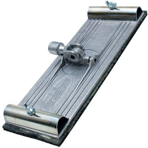 "Marshalltown M26 Swivel Pole Sander 9.3/8"" x 3.1/4"" Use With M28 Handle"