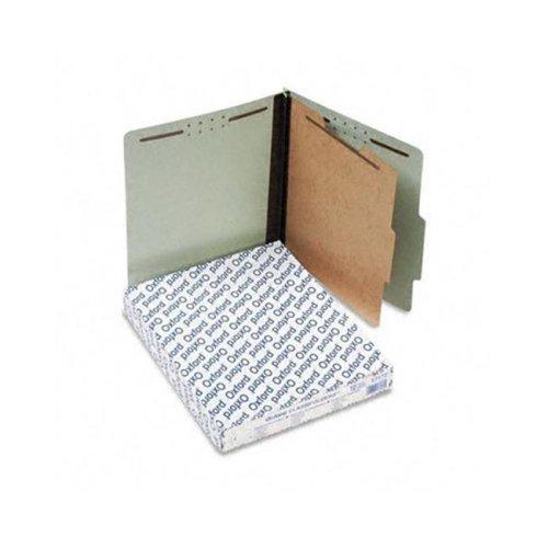 Pendaflex 17172 Pressboard Classification Folders, Pack of 5