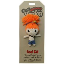 Watchover Voodoo Cool Kid Doll, One Color, One Size
