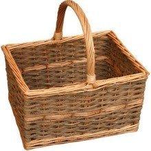 Yorkshire Rectangular Shopping Basket