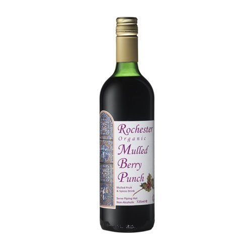 Rochester  Mulled Berry Punch - Organic 725ml