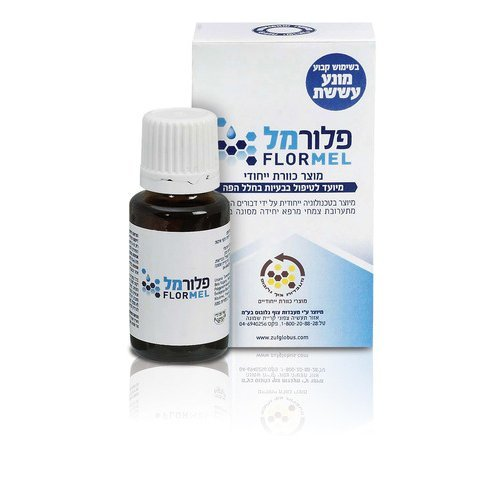 LifeMel Life Mel Honey - FlorMel for the prevention and treatment of buccal cavity problems