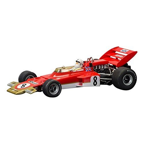 Scalextric C3657A Lotus 72 Tony Trimmer Legends Limited Edition Slot Car (1:32 Scale)