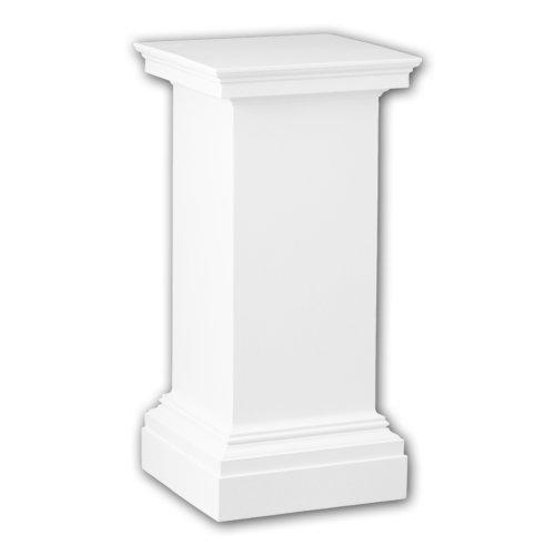 Profhome114001 Full column pedestal Column Deco  element