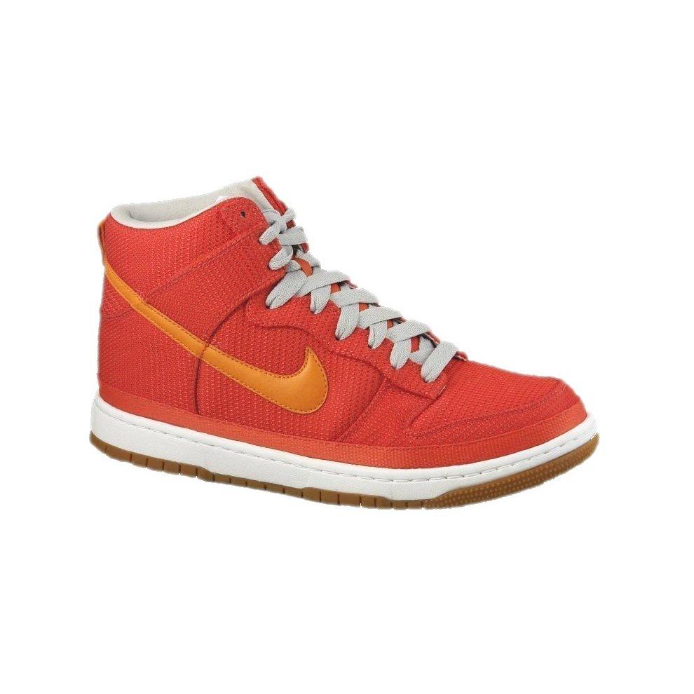 online retailer d42ba 3540c Nike Dunk High Supreme 324759-881 Mens Orange sports shoes Size: 7 UK
