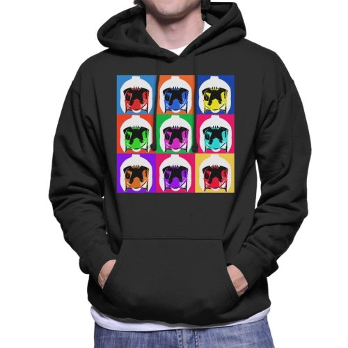 Original Stormtrooper Rebel Pilot Pop Art Men's Hooded Sweatshirt