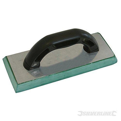 Silverline Epoxy Grout Float 237 x 100mm - 633738 -  epoxy grout float silverline 100mm 237 633738
