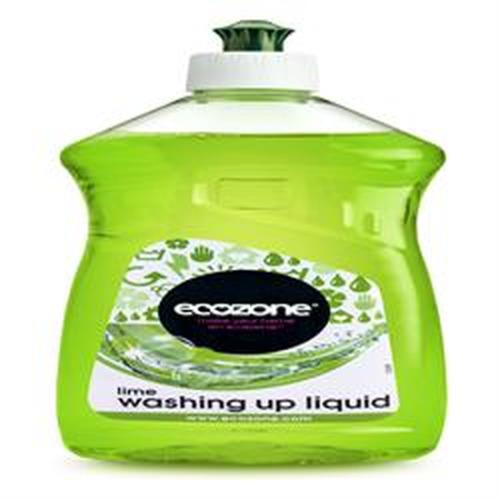 Ecozone Lime Washing Up Liquid 500 Ml
