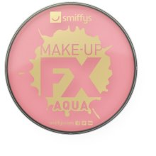 16ml Aqua Water Based Face And Body Paint. - Paint Smiffys Fx Fancy Dress Pink -  face paint body smiffys fx fancy dress pink make up accessory 16ml