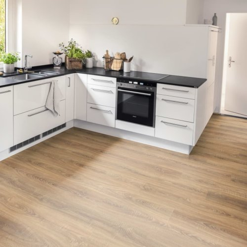 Egger Laminate Flooring Planks 71.64m² 8mm Toscolano Oak Nature Board Carpet