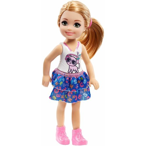 Barbie Club Chelsea Cat Top Doll