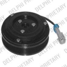 Delphi 0165003/0 Air Conditioning Compressor