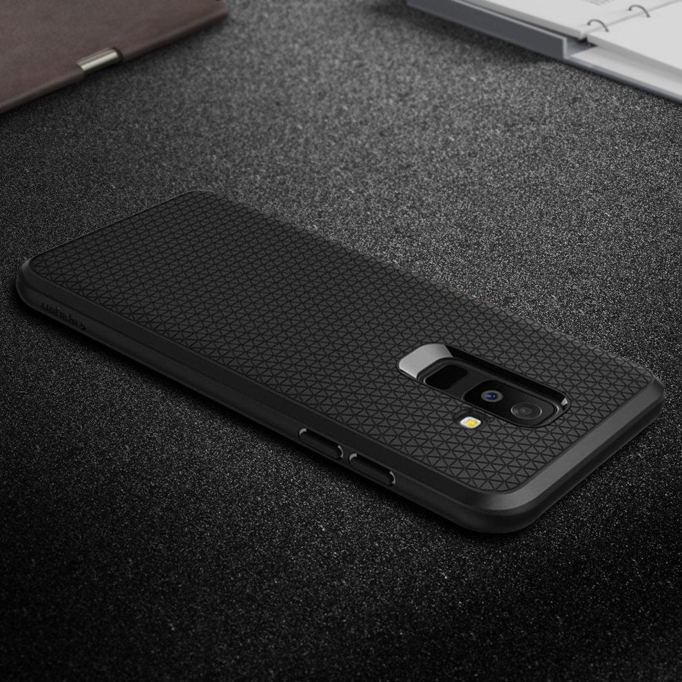 size 40 17c88 d3342 Liquid air armor shockproof case by Spigen for Samsung Galaxy A6 ...