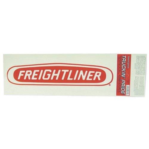 Barjan 458072 6 x 18 in. Freightliner Vinyl Decal