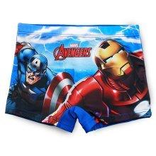 Avengers Swimming Boxers - Blue