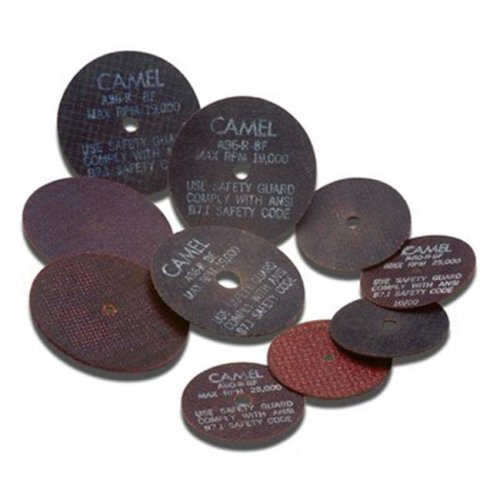 CGW Abrasives 421-35500 3X1-32X1-4 T1 A60-R-Bf Cutoff Wheel