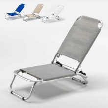 Portable Folding Deck Chair for the Beach Garden Camping TROPICAL