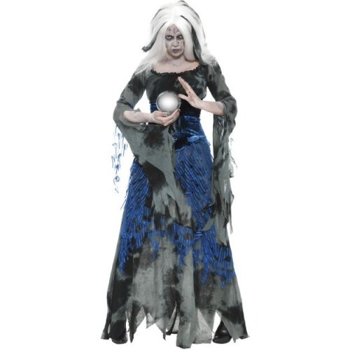 Uk 16-18 Ladies Sinful Soothsayer Costume - dress halloween costume fancy soothsayer sinful ladies outfit adult