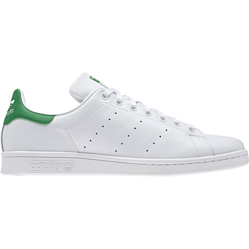 adidas Originals Stan Smith Trainers - White/Green