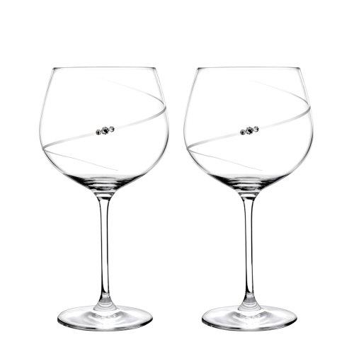 Portmeirion Auris Gin Glass Set of 2