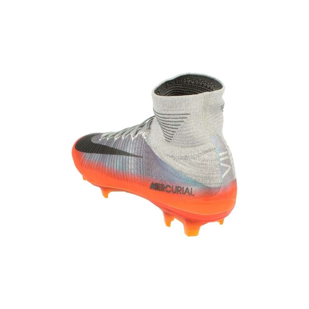 new style aabc4 46734 Nike Mercurial Superfly V Cr7 FG Mens Football Boots 852511 Soccer Cleats